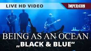 Being As An Ocean - Black & Blue (Official HD Live Video)