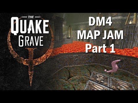 Quake • DM4 Map Jam Part 1 - The Quake Grave #220