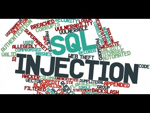 How To Test Sql Injection In Website And Hack Sql Server By Sqlmap.