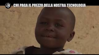 MINIERE COBALTO IN CONGO