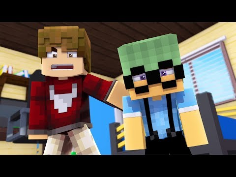 Jay Exposes Michael! - Parkside University [S2.EP27] Minecraft Roleplay
