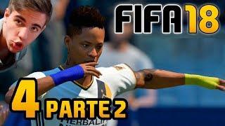 FIFA 18 El Trayecto CAPITULO 4 Parte 2 - ALEX HUNTER Gameplay Fran MG | Modo Historia COMPLETO