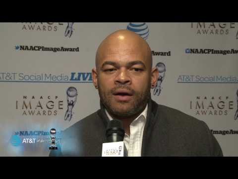 48th NAACP Image Awards Nominees Luncheon: Anthony Hemingway