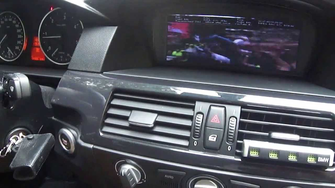bmw e60 cic pip multimedia video interface hd player 2 www. Black Bedroom Furniture Sets. Home Design Ideas