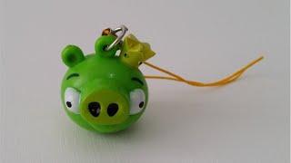 Angry Birds - Bird Surpresa - Rei Porco