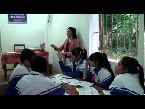 Tích hợp Sinh học 8. Cô Nguyễn Thị Thúy THCS Phúc Do
