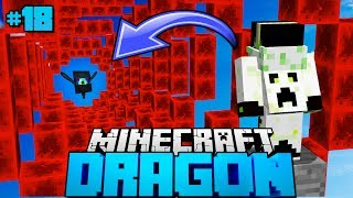 UNFASSBARE Dr.AUGE CHALLENGE?! - Minecraft Dragon #18 [Deutsch/HD]