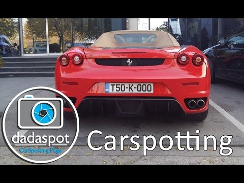 Carspotting compilation from Sarajevo Part 1