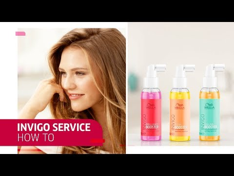 How To Do INVIGO Care Services | Wella Professionals