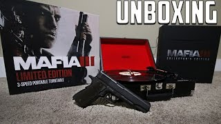 HUGE MAFIA 3 UNBOXING
