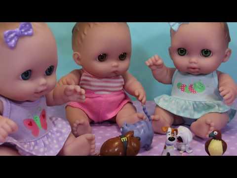 Куклы Пупсики Новые друзья. Игрушки для детей Зырики ТВ