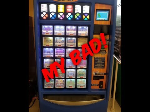 FINISHING THE MACHINE!  $50 TICKET!  TEXAS LOTTERY SCRATCH OFF TICKETS!