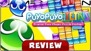Puyo Puyo Tetris - REVIEW (Nintendo Switch)