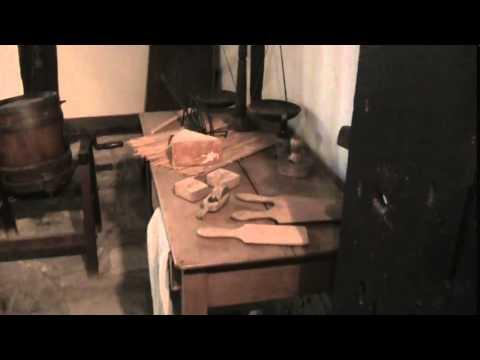 Anne Hathaway's Cottage Inside Kitchen