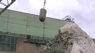Советский способ демонтажа! Soviet way of demolition!