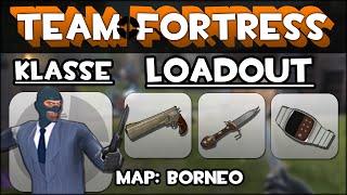 Eine Aufgabe fur den Spy! | TEAM FORTRESS 2