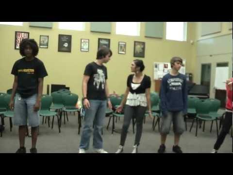 """Let's Call the Whole Thing Off"" Weeki Wachee High School Choir"