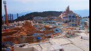 Genting Highlands 20th Century Fox World Malaysia - March 2018 construction updates