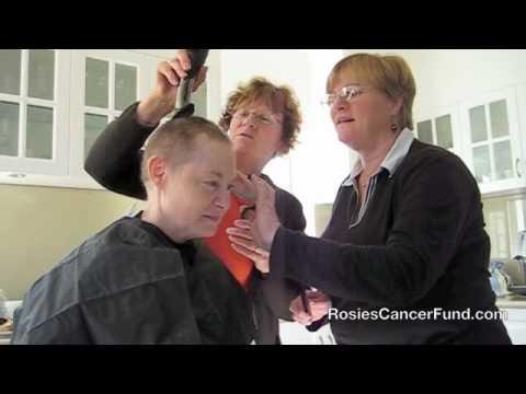 rosie-gets-her-head-shaved-for-chemotherapy---rosiescancerfund.com