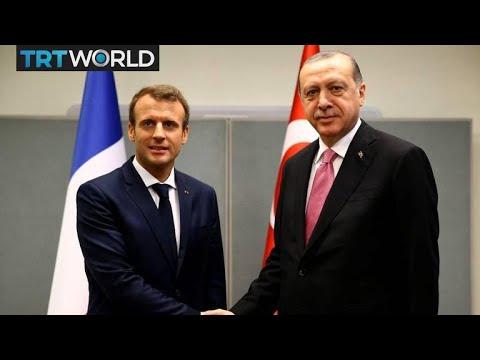 Turkey's Border Mission: Turkey rejects Macron's mediation offer