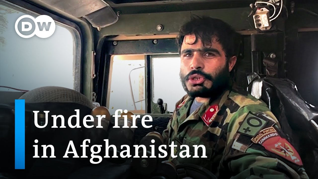 Download Afghanistan special forces fight Taliban as thousands flee | DW News