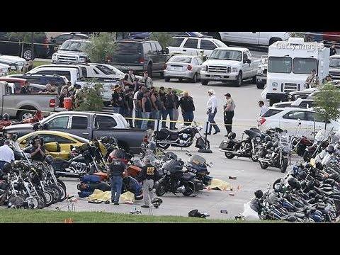 Nine Dead in Texas Biker Gang Shooting