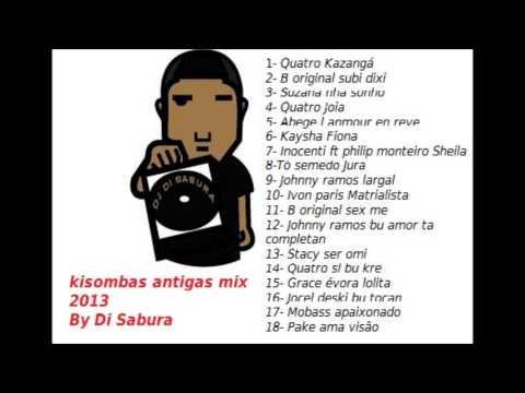 Kizombas Antigas Mix - By Di Sabura
