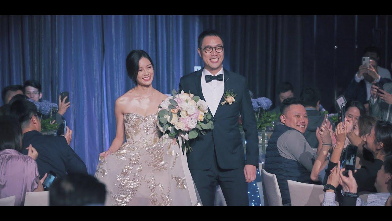 中華棒球隊幾乎都來了的婚禮/台北婚錄推薦/W HOTEL純宴客/Ethan+Irene