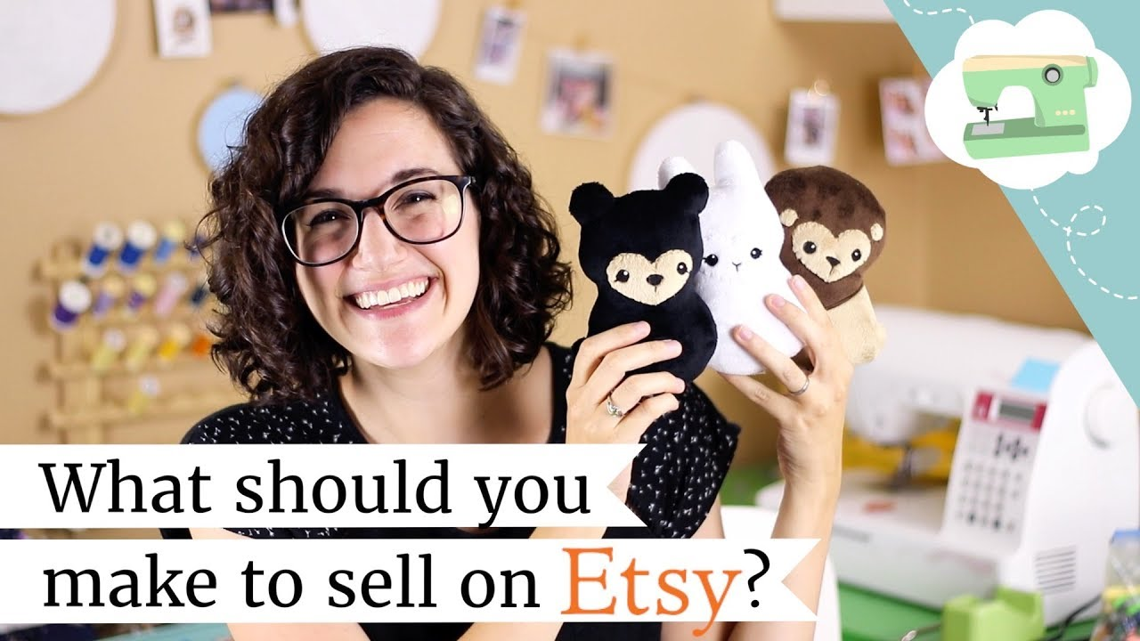 What Should You Sell On Etsy Handmade Product Tips Laurenfairwx