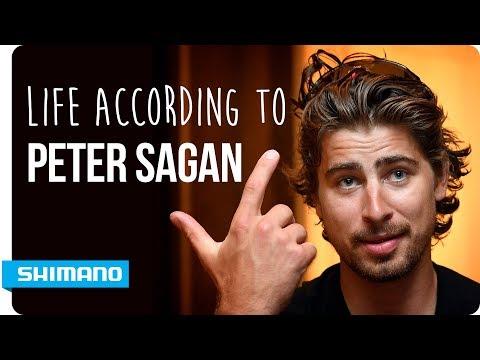 Life According To Peter Sagan | SHIMANO
