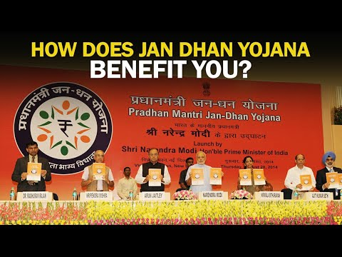 Jan Dhan Yojana: How Are Rural People Benefitting From This  | #NewsMo