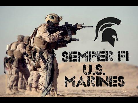 "United States Marine Corps (USMC) | ""Semper Fidelis"" | Tribute 2016"