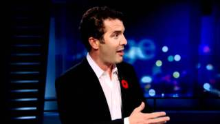 Rick Mercer in November, 2010 on Coming Out to His Family