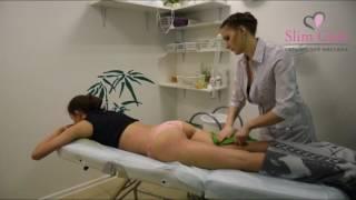Медовый массаж с элементами техники Бразильская попка Slim Girls