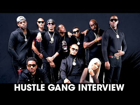 Hustle Gang Talk New Members, Culture, Fashion + New Music
