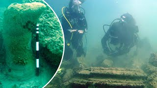 Lost empire discovered hidden under the jungle; Mummy found inside Buddha statue - Compilation