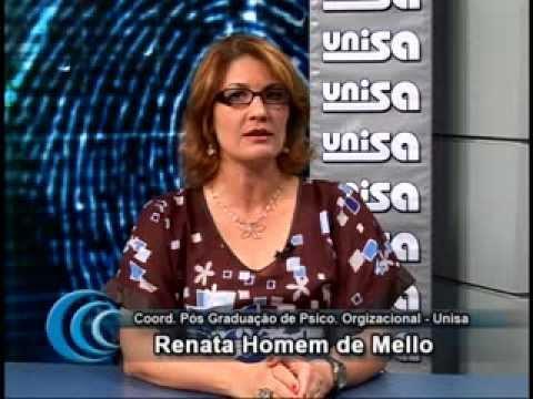 Veja o video – Síndrome de Alienação Parental por  Profa. Renata C. Homem de Mello para a TV UNISA