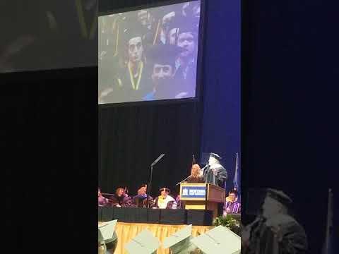 Bill Pullman Commencement Speech-Montana State University 2018