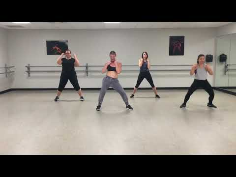 """Row the Body"" by Taio Cruz ft. French Montana for dance fitness or Zumba"
