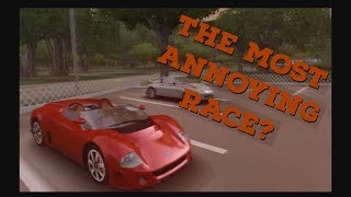Test Drive Unlimited Play-Through Ep.6   Renting a Car to Complete The Most Annoying Race