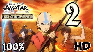 Avatar The Last Airbender: Burning Earth Walkthrough Part 2 | 100% (X360, Wii, PS2) HD