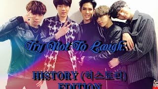 Try Not To Laugh: HISTORY (히스토리) EDITION
