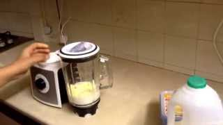 How to make a Milky Bar Milkshake