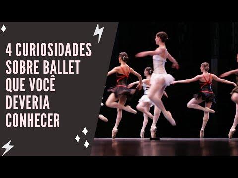 4 curiosidades sobre ballet que você deveria conhecer - Evidene Ballet - Paixão Pela Dança