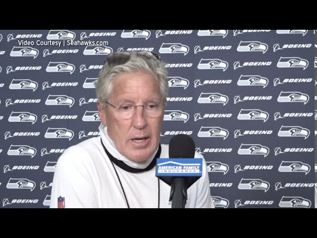 Pete Carroll on Phillip Dorsett 2020-08-21