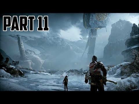 God of War | Part 11 | Gameplay Walkthrough (No Commentary)