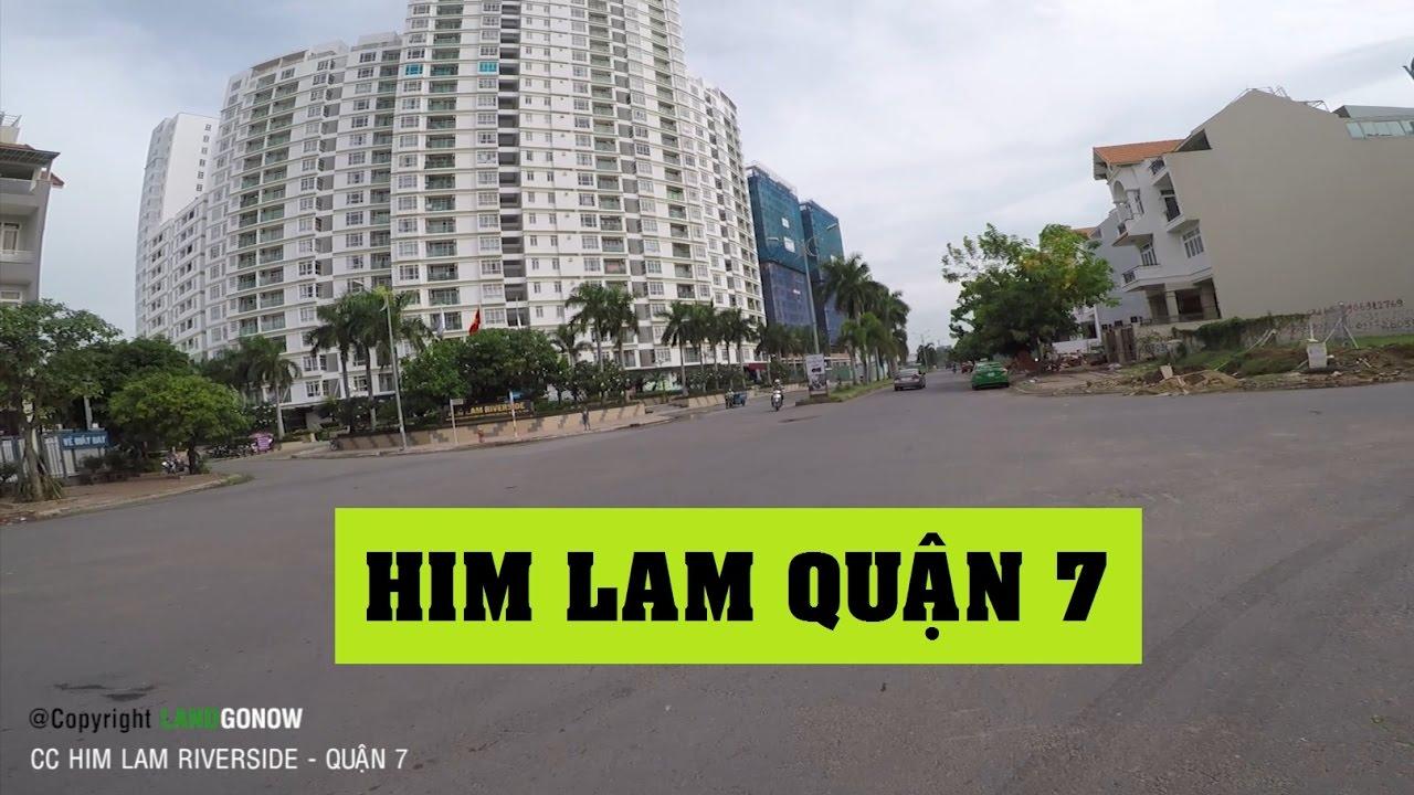 Chung cư Him Lam Riverside, Tân Hưng, Quận 7 – Land Go Now ✔