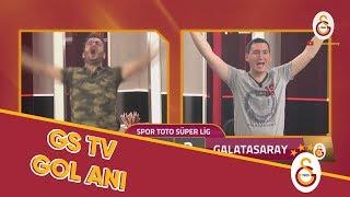 Galatasaray'ımızın 3. Golünde GS TV'de Yaşananlar!