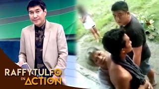 PART 1 | VIRAL VIDEO NG SINAPIT NG MAG-INA SA KAMAY NG ISANG PULIS, INAKSYUNAN!