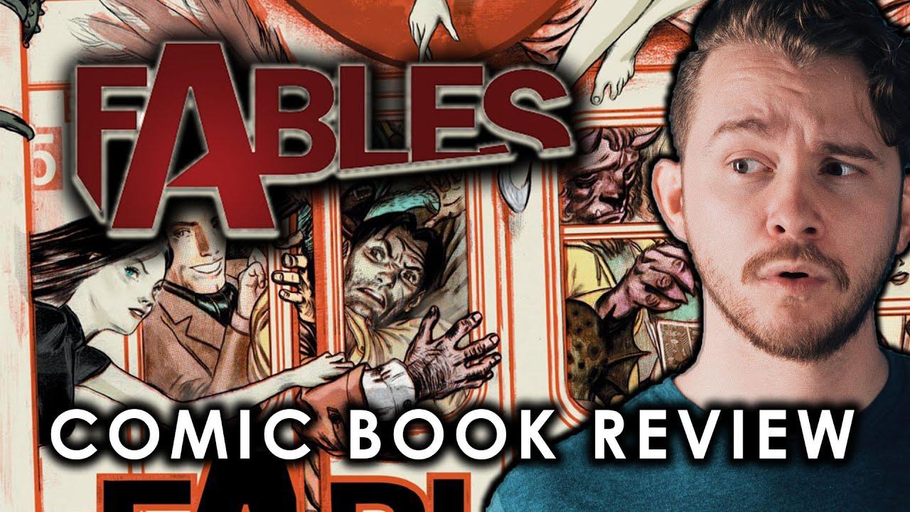 Fables Vol 1 - Free Comic Book Club